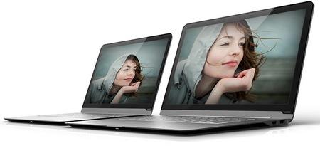 Vizio Thin + Light Ultrabooks comes in 14-inch and 15.6-inch screen size