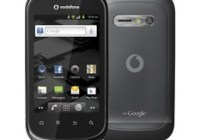 Vodafone Smart II Budget Android Phone