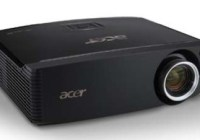 Acer P7215 6000 Lumens Single Lamp Projector