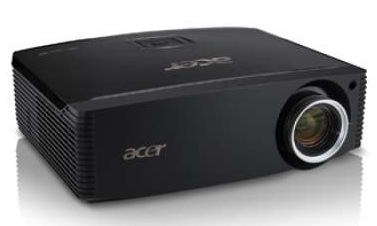 Acer P7215 6000 Lumens Single Lamp Projector