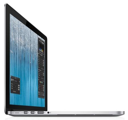 Apple MacBook Pro with Retina Display side 2