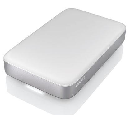 Buffalo MiniStation Thunderbolt HD-PATU3 USB3.0 Thunderbolt Dual-interface Portable Hard Drive