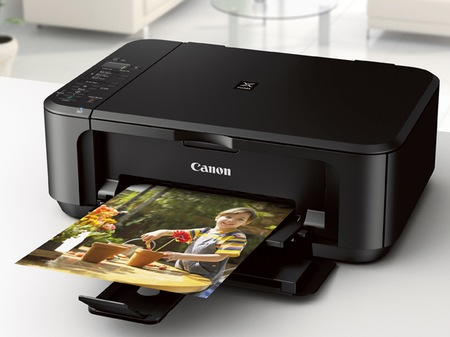 Canon PIXMA MG3220 Wireless Photo All-In-One Printer