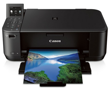 Canon PIXMA MG4220 Wireless Photo All-In-One Printer