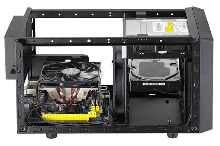 Cooler Master Elite 120 Advanced Mini ITX Case side