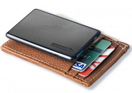 Digipower ChargeCard Credit Card Sized Portable Battery card