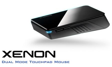 Gigabyte Aivia Xenon Dual-mode Touchpad Mouse