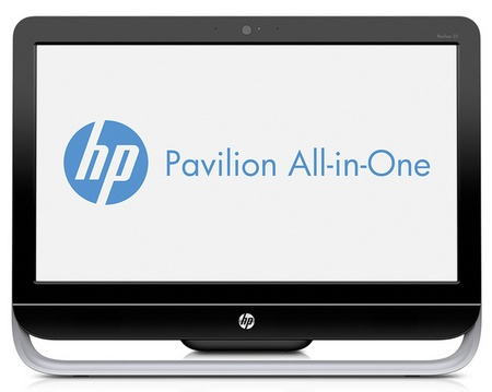 HP Pavilion 23 All-in-One PC front