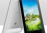 Huawei MediaPad 7Lite 7-inch Tablet eats Ice Cream Sandwich