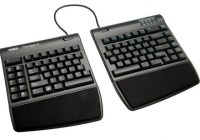 Kinesis Freestyle2 Split Keyboard with palm supports