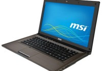 MSI CR41 Multimedia Notebook