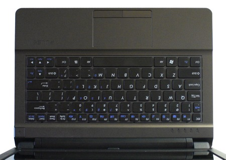 MainGear Pulse 11 Ultraportable Gaming Notebook gets Ivy Bridge top