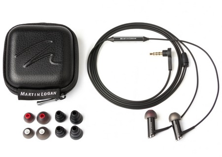 MartinLogan Mikros 70 Reference In-ear Headphones all items