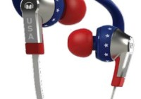 Monster iSport USA Limited Edition In-ear Headphones
