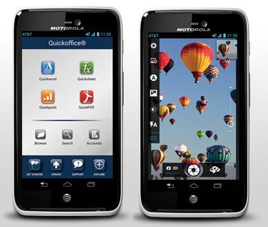 Motorola ATRIX HD 4G LTE Smartphone 1