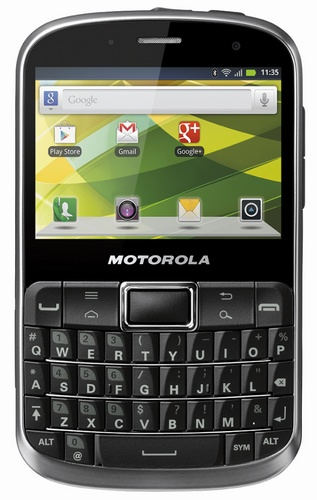 Motorola DEFY PRO Rugged QWERTY Android Phone