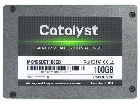 Mushkin Catalyst Cache SSD Designed for Caching