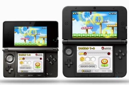 Nintendo 3DS XL gets Bigger Screens compare