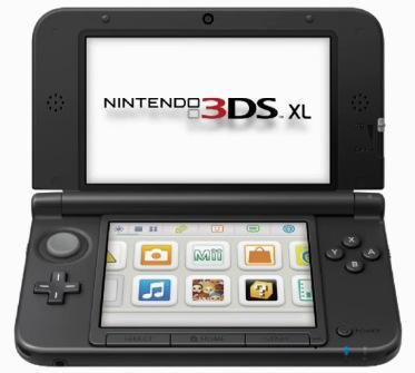 Nintendo 3DS XL gets Bigger Screens