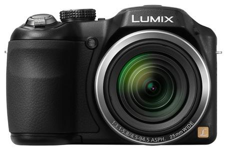 Panasonic Lumix DMC-LZ20 21x Zoom Camera front
