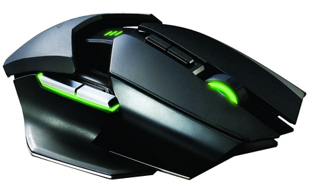 Razer Ouroboros Fully Customizable Gaming Mouse with 8200DPI front