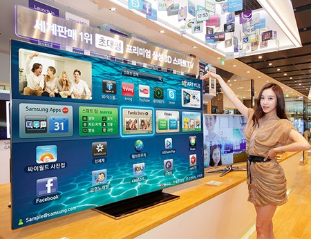 Samsung ES9000 75-inch Smart TV