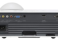 Sony VPL-BW120S Short-throw Projector back