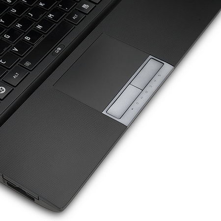 Toshiba Tecra R950 Notebook for Small Businesses trackpad