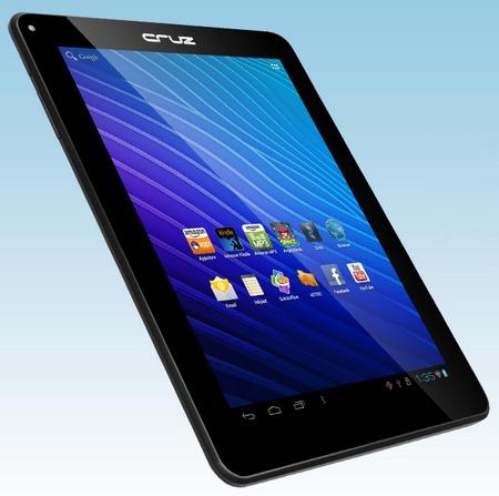 Velocity Micro Cruz T508 Android 4.0 Tablet 1