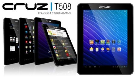 Velocity Micro Cruz T508 Android 4.0 Tablet