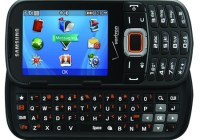 Verizon Samsung Intensity III Rugged QWERTY Messaging Phone