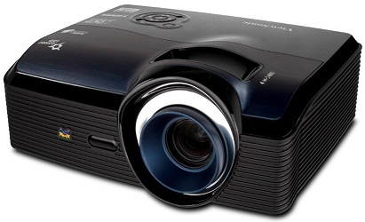 ViewSonic Pro9000 LED hybrid laser projector