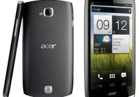 Acer CloudMobile Android smartphone