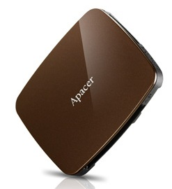Apacer AM530 USB 3.0 Mutli Card Reader