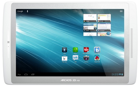 Archos 101 XS Android Tablet with Magnetic Coverboard