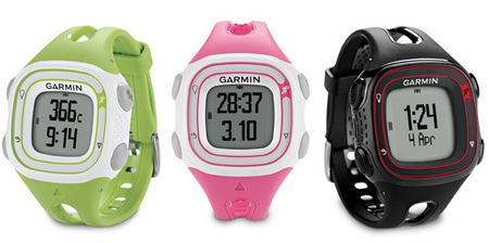 Garmin Forerunner 10 GPS Running Watch 1