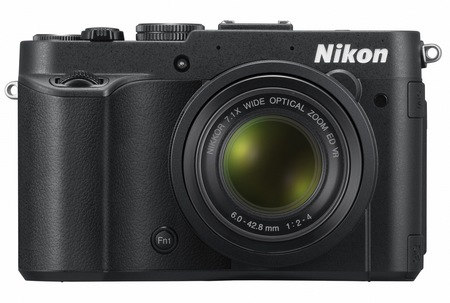 Nikon CoolPix P7700 Prosumer Camera front
