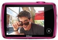 Nikon CoolPix S01 Ultra-compact Digital Camera back