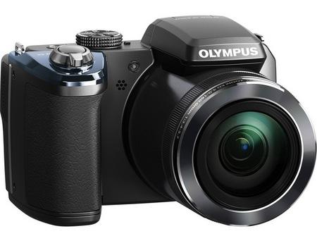 Olympus STYLUS SP-820UZ iHS gets 40x Ultra Zoom angle