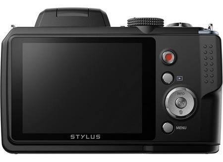 Olympus STYLUS SP-820UZ iHS gets 40x Ultra Zoom back