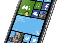 Samsung ATIV S - the First Windows Phone 8 Smartphone 1
