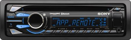 Sony MEX-BT4100 in-dash bluetooth cd receiver