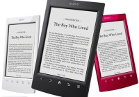 Sony Reader PRS-T2 e-book Reader