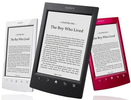 Sony Reader PRS-T2 e-book Reader