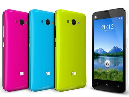 Xiaomi Phone 2 gets Quad-core CPU, 2GB RAM and 4.3-inch IPS Screen colors 1