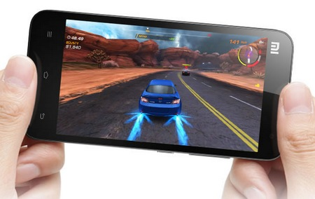 Xiaomi Phone 2 gets Quad-core CPU, 2GB RAM and 4.3-inch IPS Screen gaming