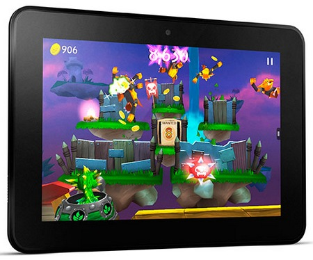 Amazon Kindle Fire HD 8.9 and Fire HD 8.9 4G Tablets game