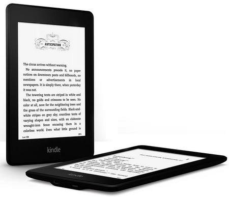 Amazon Kindle Paperwhite E-book Reader 1