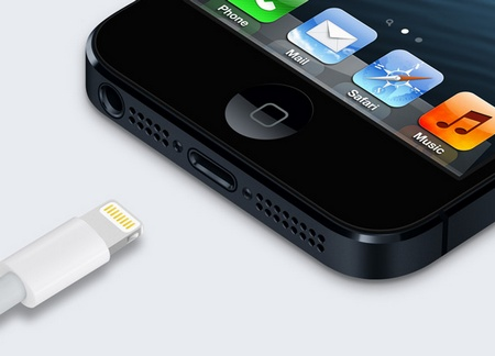 Apple intros Lightning Connector