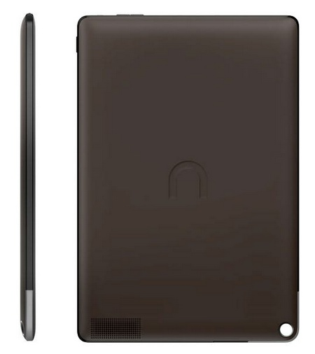 Barnes & Noble NOOK HD+ Lightest 9-inch Full HD Tablet back side